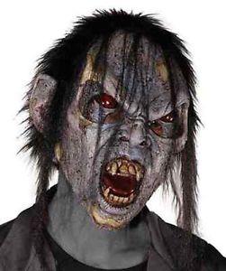 【全品P5倍】Satanic Panic マスク ゾンビ 幽霊 お化け デーモン Goblin アクセサリー クリスマス ハロウィン コスチューム コスプレ 衣装 変装 仮装