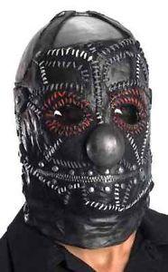 Slipknot クラウン ピエロ 道化師 Mask Shawn 6 Crahan All Hope is Gone Tour 大人用 アクセサリー クリスマス ハロウィン コスチューム コスプレ 衣装 変装 仮装