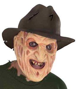 Fレッドdy Krueger フレディクルーガー エルム街の悪夢 Foam Latex マスク Nightmare Elm Street アクセサリー クリスマス ハロウィン コスチューム コスプレ 衣装 変装 仮装