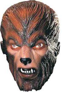 ウルフ オオカミ 狼 Man マスク ウルフ オオカミ 狼man Werewolf クラシック Brown 大人用 アクセサリー クリスマス ハロウィン コスチューム コスプレ 衣装 変装 仮装