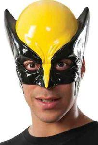 【店内全品P5倍】Wolverine ウルヴァリンMask X-Men エックスメンMarvel マーブル スーパーヒーロー 大人用 アクセサリー クリスマス ハロウィン コスチューム コスプレ 衣装 変装 仮装
