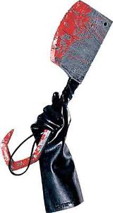【ポイント最大29倍●お買い物マラソン限定!エントリー】Malpractice Knife Bloody Butcher Cleaver おもちゃ 武器 アクセサリー ハロウィン コスチューム コスプレ 衣装 変装 仮装