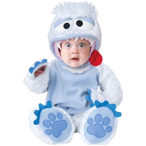 ベイビー Abominable SnowmanYeti Snowbaby クリスマス クリスマス or SnowmanYeti ハロウィン コスチューム 衣装 コスプレ 衣装 変装 仮装, 総合通販PREMOA:29e5453a --- officewill.xsrv.jp