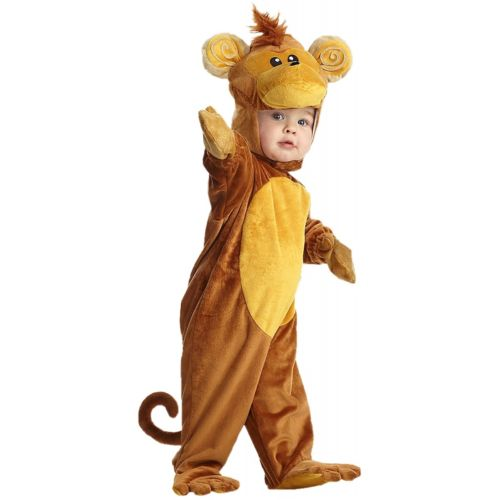 モンキーお猿 サルベイビー Cute & Cuddly ハロウィン コスチューム コスプレ 衣装 変装 仮装