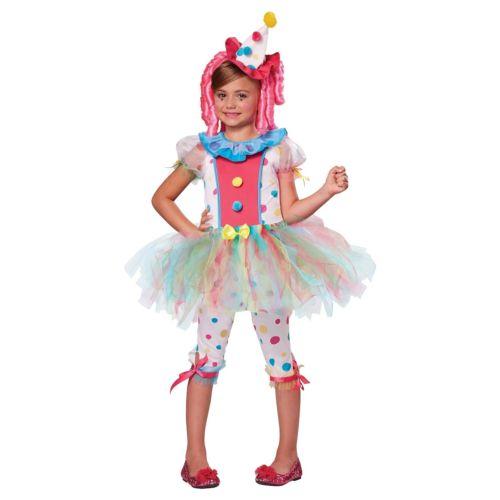 Kaleidoscope Klown キッズ 子供用 ハロウィン コスチューム コスプレ 衣装 変装 仮装
