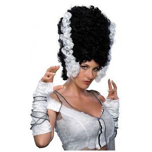 【ポイント最大29倍●お買い物マラソン限定!エントリー】Bride of FrankensteinWig 大人用 レディス 女性用 モンスター ハロウィン コスチューム コスプレ 衣装 変装 仮装