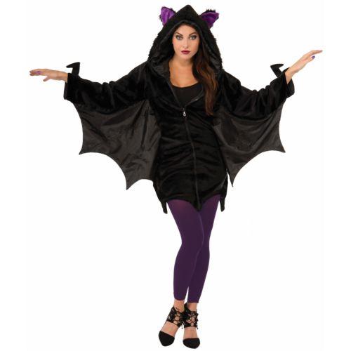 Bat Hoodie 大人用 クリスマス ハロウィン コスチューム コスプレ 衣装 変装 仮装