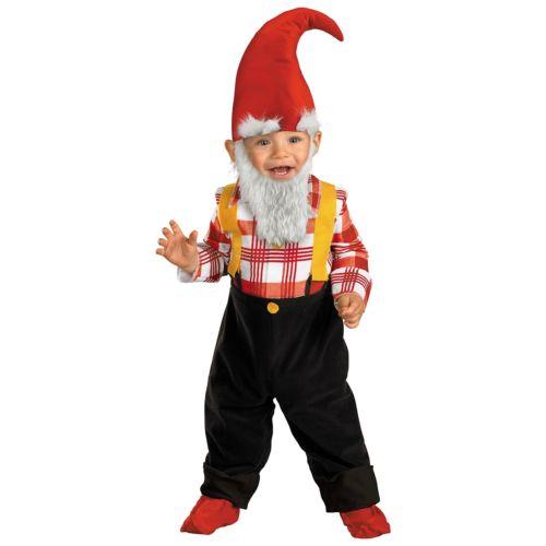 【ポイント最大29倍●お買い物マラソン限定!エントリー】Garden Gnomeベイビー Cute ハロウィン コスチューム コスプレ 衣装 変装 仮装