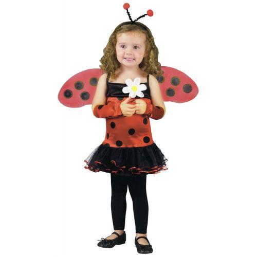 【マラソン全品P5倍】Lovely Lady Bugベイビー クリスマス ハロウィン コスチューム コスプレ 衣装 変装 仮装