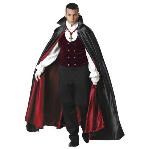 バンパイア 吸血鬼 Dracula 大人用 男性用 メンズVictorian Count Dracula バンパイア ハロウィン コスチューム コスチューム コスプレ 衣装 変装 仮装, チクサク:2f6676b0 --- officewill.xsrv.jp