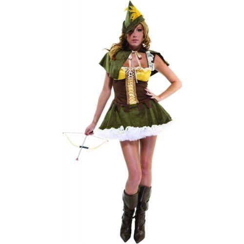 Sassy ハロウィン Swindler 大人用 衣装 Robin Hood ハロウィン コスチューム コスプレ コスプレ 衣装 変装 仮装, 生活住空間ストア:e784e5ef --- officewill.xsrv.jp