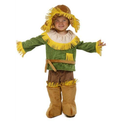 【マラソン全品P5倍】ScarecrowToddler オズの魔法使い Outfit Up クリスマス ハロウィン コスチューム コスプレ 衣装 変装 仮装