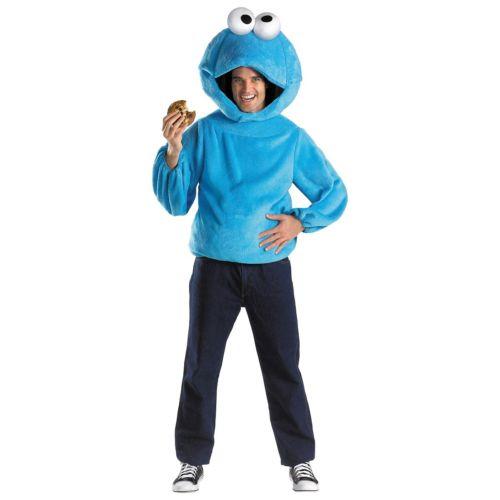 【ポイント最大29倍●お買い物マラソン限定!エントリー】Cookie モンスター 大人用 Sesame Street セサメストリートFunny ハロウィン コスチューム コスプレ 衣装 変装 仮装