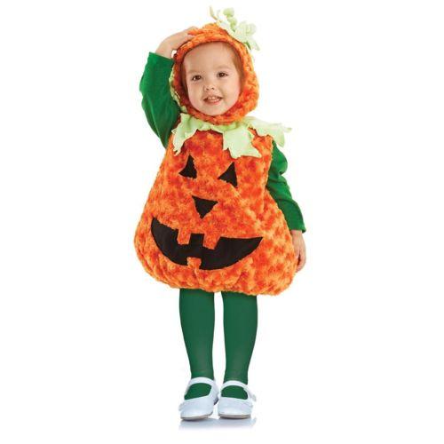 【ポイント最大29倍●お買い物マラソン限定!エントリー】Belly Babies Pumpkinベイビー Cute Plush Jack-O-Lantern ハロウィン コスチューム コスプレ 衣装 変装 仮装