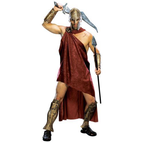 【全品P5倍】Deluxe Spartan Warrior 大人用 300 Greek クリスマス ハロウィン コスチューム コスプレ 衣装 変装 仮装