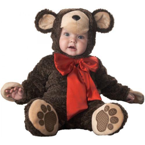 【ポイント最大29倍●お買い物マラソン限定!エントリー】ベイビー クマ 熊 Deluxe Lil' Teddy ハロウィン コスチューム コスプレ 衣装 変装 仮装