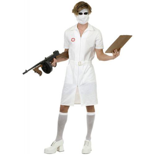 Joker ナース 看護婦さん 看護師 大人用 クリスマス ハロウィン コスチューム コスプレ 衣装 変装 仮装