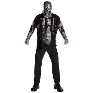 Terminator 仮装 ターミネーター4 T600 大人用 T600 The Terminator ターミネーター ハロウィン コスチューム ハロウィン コスプレ 衣装 変装 仮装, でらアウトレット-メンズブランド:2ff5958a --- officewill.xsrv.jp