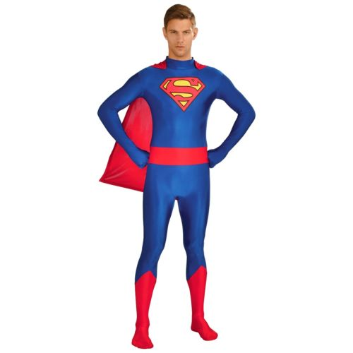 Superman コスチューム スーパーマンスーパーガール 仮装 Zentai 大人用 Superman スーパーマン ハロウィン 大人用 コスチューム コスプレ 衣装 変装 仮装, DOG HILLS Online Store:ecba975f --- officewill.xsrv.jp