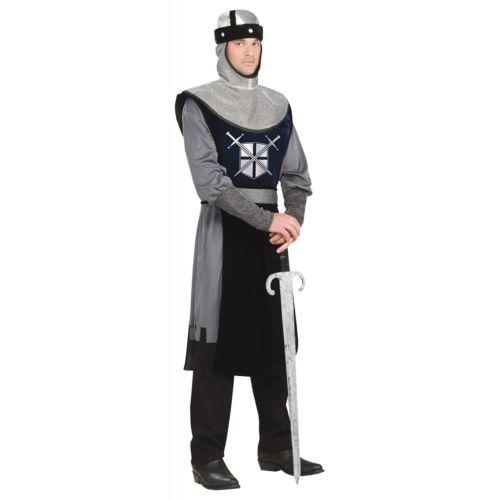 Knight 大人用 男性用 メンズ Medieval Renaissance クリスマス ハロウィン コスチューム コスプレ 衣装 変装 仮装