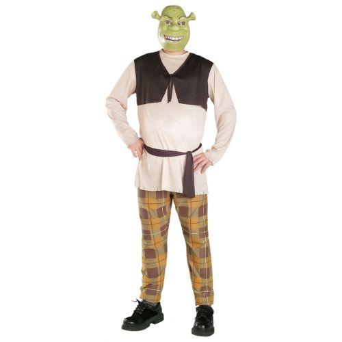 【ポイント最大29倍●お買い物マラソン限定!エントリー】Shrek シュレック 大人用 Shrek シュレック ハロウィン コスチューム コスプレ 衣装 変装 仮装