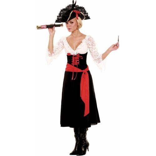 【店内全品P5倍】High Seas Vixen 大人用 クリスマス ハロウィン コスチューム コスプレ 衣装 変装 仮装