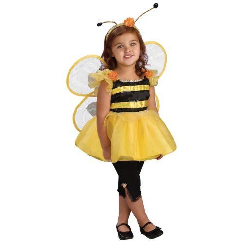 Toddler バンブルビー キッズ 子供用 ガールズ ハロウィン コスチューム コスプレ 衣装 変装 仮装