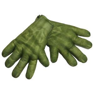 【ポイント最大29倍●お買い物マラソン限定!エントリー】Hulk Gloves キッズ 子供用 スーパーヒーローAvengers アベンジャーズ Up ハロウィン コスチューム コスプレ 衣装 変装 仮装