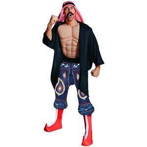 【ポイント最大29倍●お買い物マラソン限定!エントリー】The Iron Sheik 大人用 WWE ハロウィン コスチューム コスプレ 衣装 変装 仮装