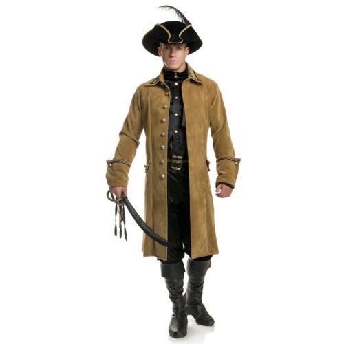 【全品ポイント5倍】Pirate Coat 大人用 クリスマス ハロウィン コスチューム コスプレ 衣装 変装 仮装