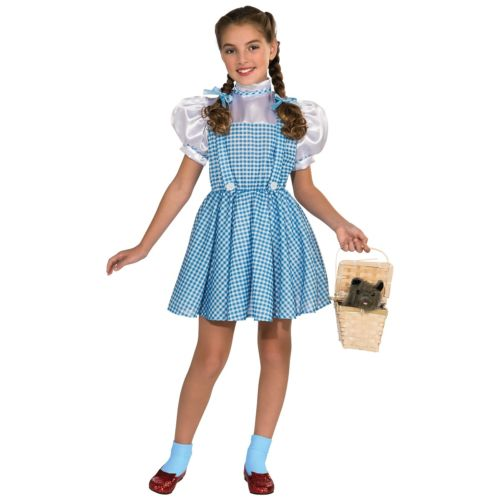 Dorothy キッズ 子供用 オズの魔法使い クリスマス ハロウィン コスチューム コスプレ 衣装 変装 仮装