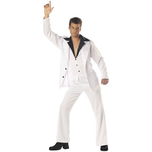 サタデーナイトフィーバー 70s John コスチューム Travolta Travolta ディスコ パーティ 大きいサイズ クラブMen Std/プラスサイズ 大きいサイズ ハロウィン コスチューム コスプレ 衣装 変装 仮装, 水泳SHOP プレイスマート:d9999ee8 --- officewill.xsrv.jp