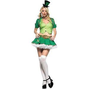 【ポイント最大29倍●お買い物マラソン限定!エントリー】Lucky Charm 大人用 Irish Leprechaun St. Patrick's Day ハロウィン コスチューム コスプレ 衣装 変装 仮装
