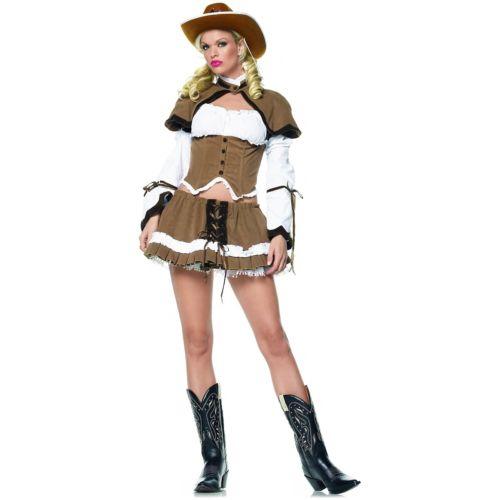 【ポイント最大29倍●お買い物マラソン限定!エントリー】Sheriff Cowgirl 大人用 Western Cowboy ワイルド West ハロウィン コスチューム コスプレ 衣装 変装 仮装
