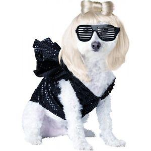 【ポイント最大29倍●お買い物マラソン限定!エントリー】Lady Dogga DogPet Pop Star Diva おもしろい ハロウィン コスチューム コスプレ 衣装 変装 仮装