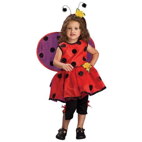 【ポイント最大29倍●お買い物マラソン限定!エントリー】Ladybugベイビー Lady Bug ハロウィン コスチューム コスプレ 衣装 変装 仮装