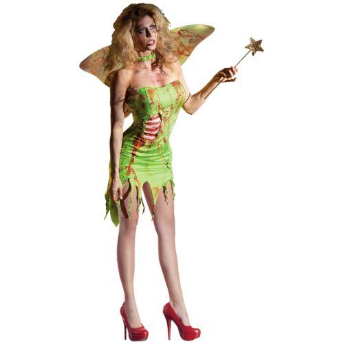 Pixie ゾンビ 幽霊 お化け 大人用 クリスマス ハロウィン コスチューム コスプレ 衣装 変装 仮装