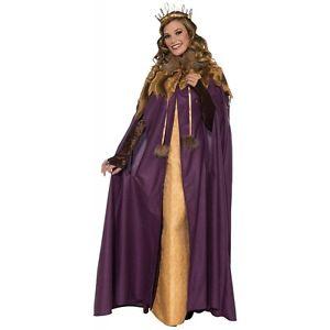 Medieval maidenCloak Cape Game of Thrones Lady ハロウィン コスチューム コスプレ 衣装 変装 仮装