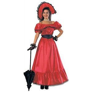 【ポイント最大29倍●お買い物マラソン限定!エントリー】Red Southern Belle 大人用 ハロウィン コスチューム コスプレ 衣装 変装 仮装