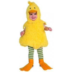 【ポイント最大29倍●お買い物マラソン限定!エントリー】Quackie Duck ベイビーEaster ハロウィン コスチューム コスプレ 衣装 変装 仮装