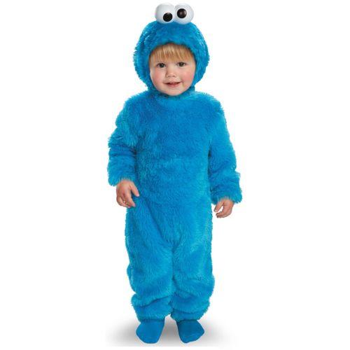Light-Up Cookie モンスターベイビー Sesame Street セサメストリート ハロウィン コスチューム コスプレ 衣装 変装 仮装