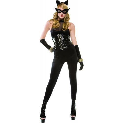 【ポイント最大29倍●お買い物マラソン限定!エントリー】Meow Minx 大人用 Catwoman ハロウィン コスチューム コスプレ 衣装 変装 仮装