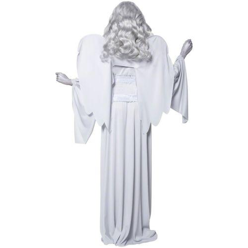 Cemetery エンジェル 天使 ウィッグ アクセサリー 大人用 レディス 女性用 クリスマス ハロウィン コスチューム コスプレ 衣装 変装 仮装