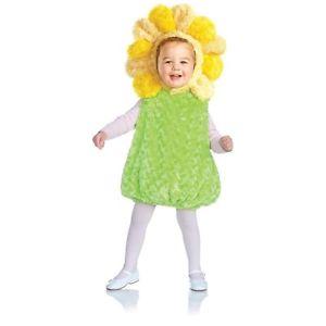 Sunflowerベイビー Belly Babies Flower Daisy ハロウィン コスチューム コスプレ 衣装 変装 仮装