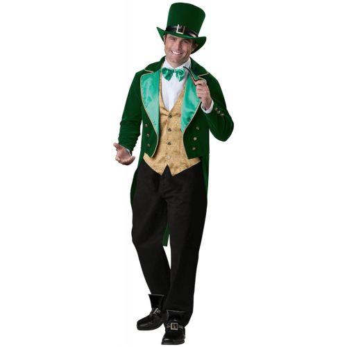 Leprechaun 大人用 ハロウィン 男性用 メンズ Irish St. Irish Patrick's Day ハロウィン Patrick's コスチューム コスプレ 衣装 変装 仮装, 熊山町:9b5385ea --- officewill.xsrv.jp