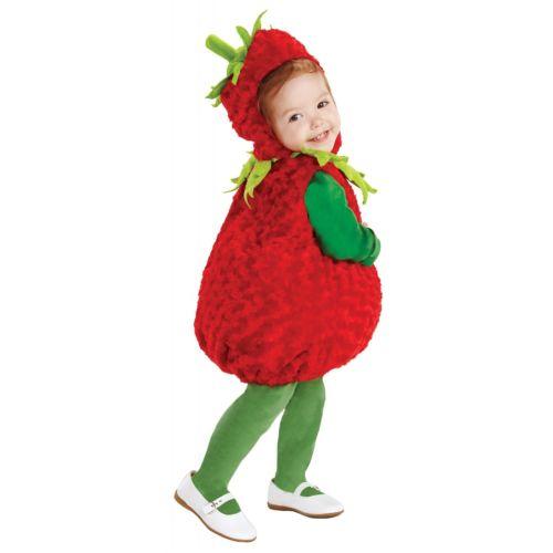 【全品P5倍】Belly Babies Strawberryベイビー Cute Plush クリスマス ハロウィン コスチューム コスプレ 衣装 変装 仮装