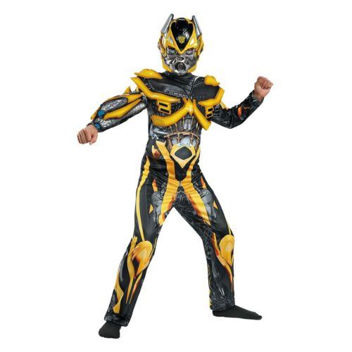 Bumblebee Deluxe キッズ 子供用 Transformers トランスフォーマー クリスマス ハロウィン コスチューム コスプレ 衣装 変装 仮装