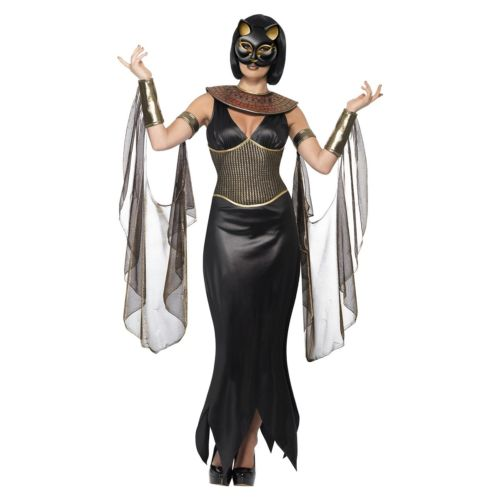 エジプト 古代エジプト 古代エジプト Cat Goddess 大人用 Bastet ハロウィン コスチューム 大人用 コスプレ コスチューム 衣装 変装 仮装, 東京ぶらんど:d73c52ab --- officewill.xsrv.jp