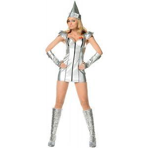 Tin 変装 ガール Man 大人用 オズの魔法使い Tinman Tin Man ハロウィン コスチューム コスプレ 衣装 変装 仮装, Premium bar:8f22b3b4 --- officewill.xsrv.jp
