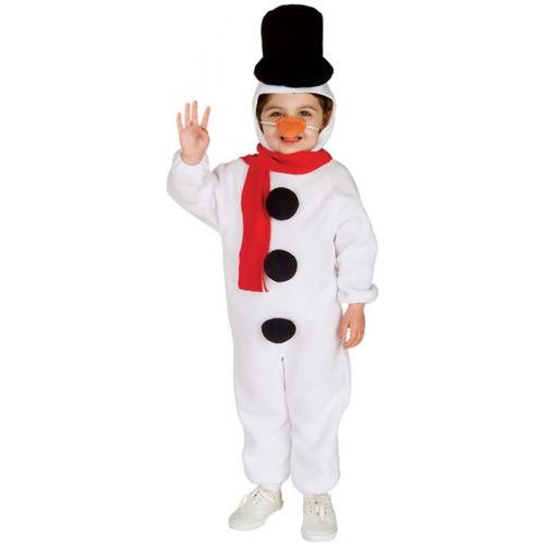 【マラソン全品P5倍】ベイビー SnowmanInfant/Toddler Frosty Winter 女神 クリスマス クリスマス ハロウィン コスチューム コスプレ 衣装 変装 仮装